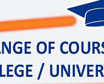 Course and University Change
